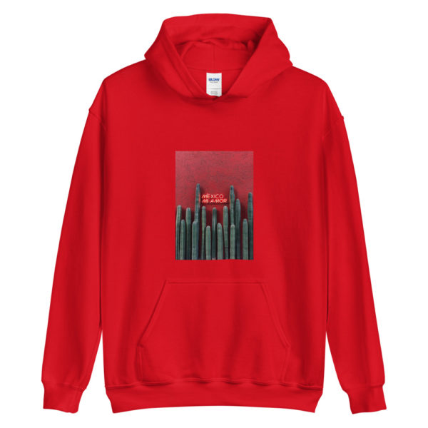 Mexican mi amor hoodie